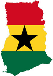 ghana_flag_map