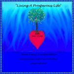 living a prosperous FRONT CD