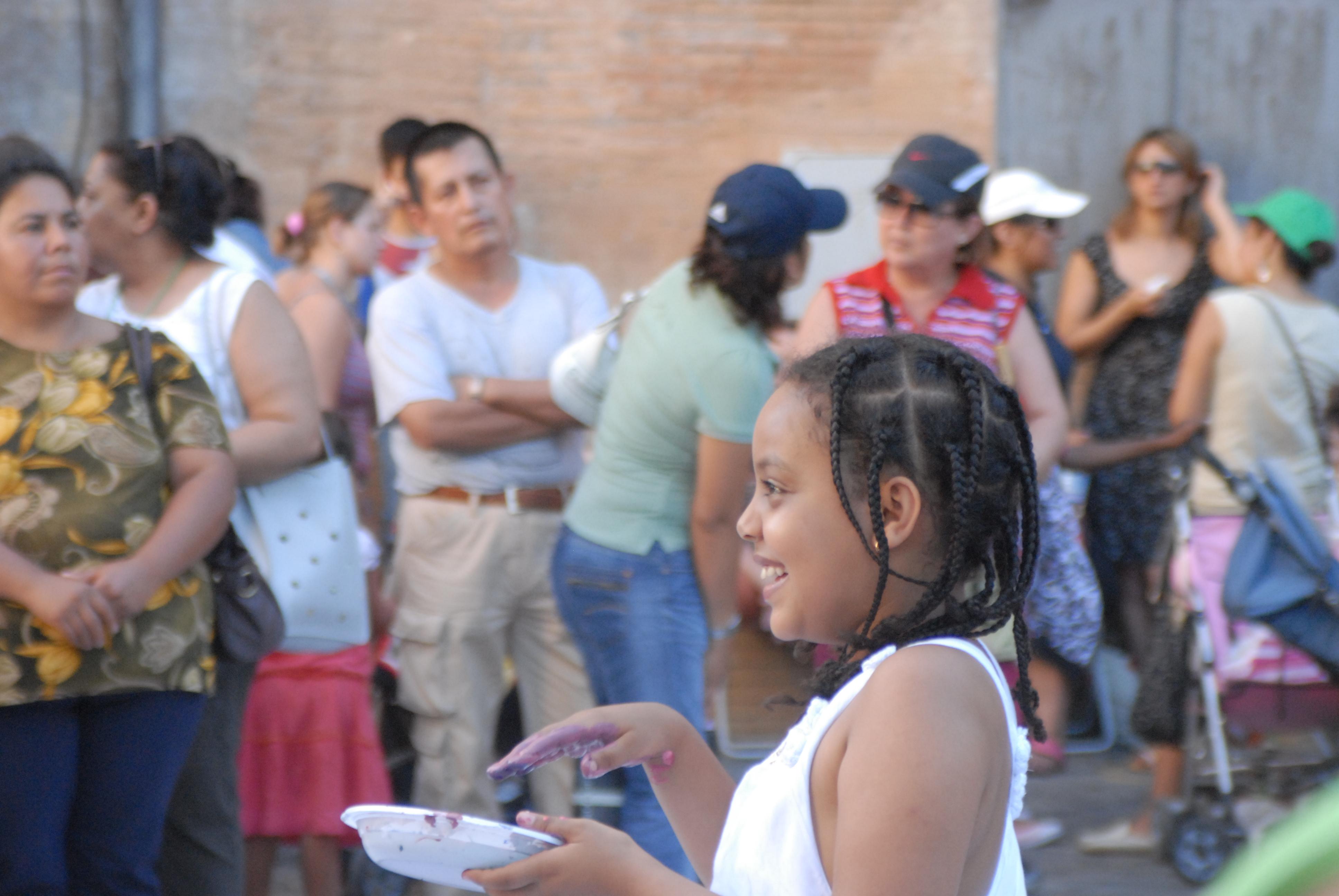 """Foto di Valentina Perniciaro _Presidio in Campidoglio contro le """"leggi razziali"""""""