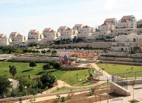 Ma'aleh Adumin, insediamento israeliano in continua espansione