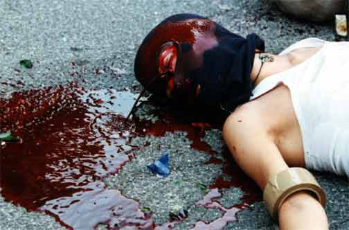Carlo Giuliani, sangue nostro