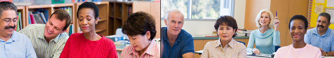 Learn English at Berkeley Adult School