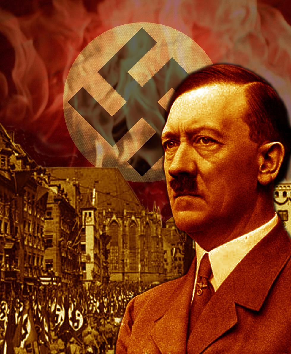 Gambar Hitler Terbaru