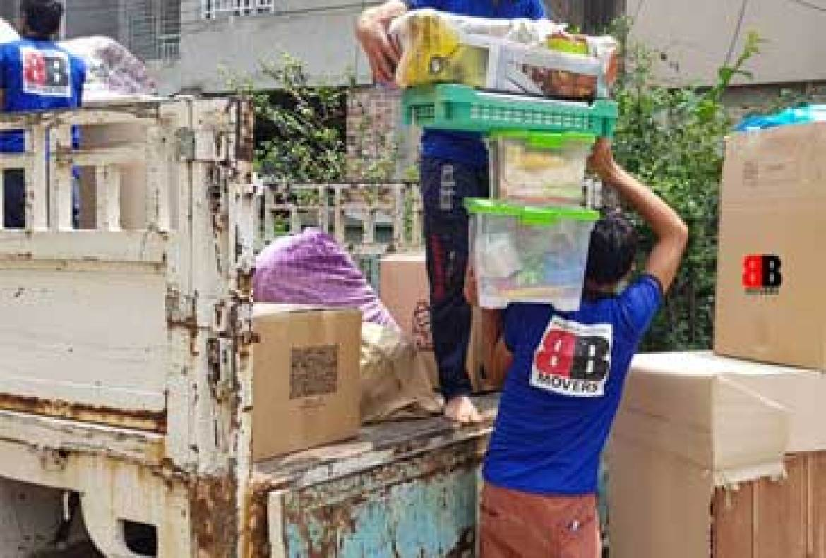 house shifting Service in Dhaka