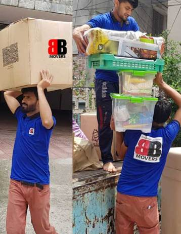Office Shifting Service in Dhaka