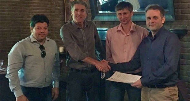 Representatives of Basalt Projects Group have signed a Memorandum of Understanding and Mutually Beneficial Cooperation with the delegation of Brazil