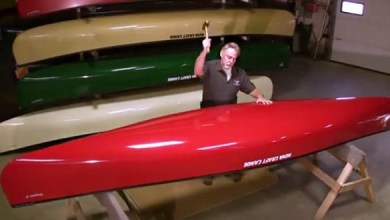 Photo of The Canadians have developed death proof canoes from basalt composite