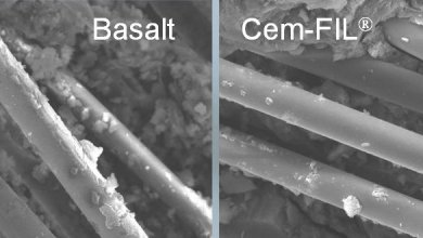 Photo of Corrosion resistance of basalt fibers