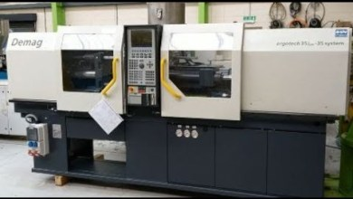 Photo of Demag Ergotech 35 Injection Moulding Machine Refurbished by STV Machinery