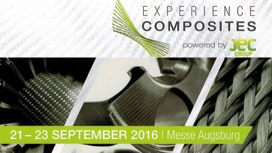 Photo of Experience Composites 2016 to take place in the city of Augsburg late September