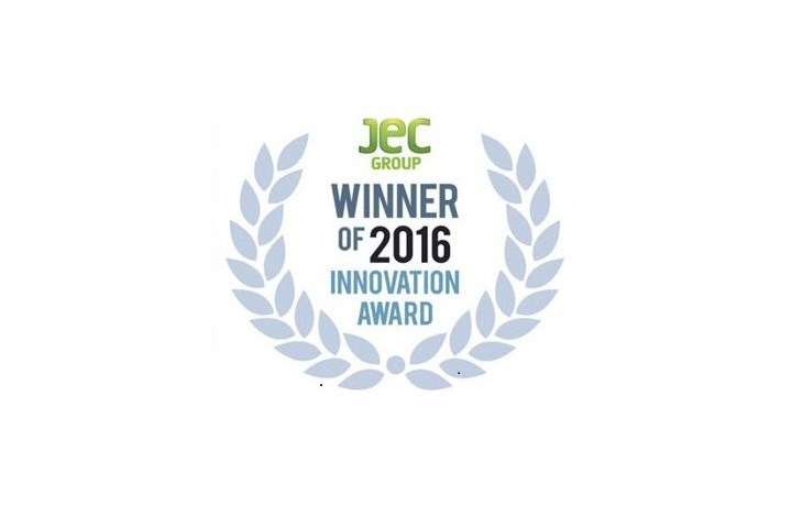 The winners of JEC Innovation Awards were named at JEC World 2016