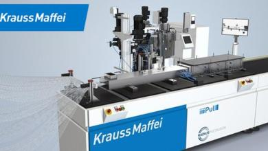 Photo of KraussMaffei invites to live presentation of their pultrusion system