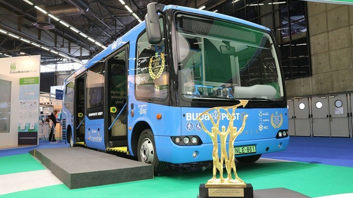 Russian-Hungarian project is among the winners of JEC WORLD 2016 INNOVATION AWARD