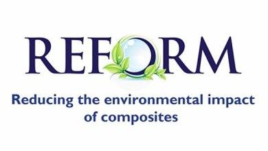 Photo of REFORM project to reduce the cost of composites