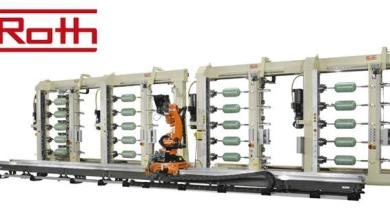 Photo of Roth Composite Machinery is setting new standards with high-speed winding process