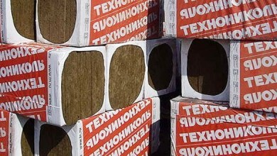 Photo of TekhnoNIKOL has presented basalt insulation laminated with glass veil