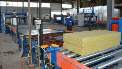 Photo of Basalt insulation factory in Akmola (Kazakhstan) to be commissioned this summer