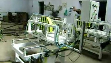 Photo of Automatic Section Cutter – Ashirvad Techno Equipments – Pultrusion Machine – pultrusion process