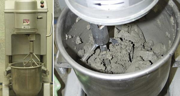 Experiment report: the basic properties of cement systems with three types of basalt fibers
