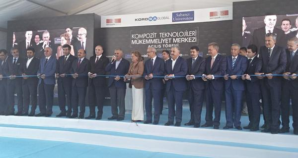 Turkey has opened Composite Technologies Excellence Center with an investment of $30 million