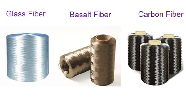 Comparison of Basalt, Glass, and Carbon Fiber Composites using the High Pressure Resin Transfer Molding Process