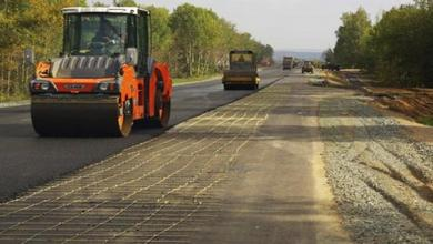 Photo of Composite rebar prevents the roads from rutting