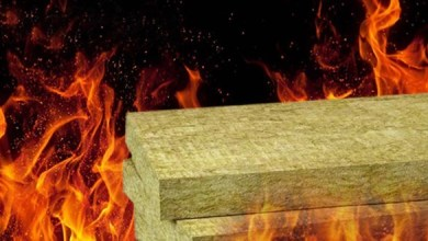 Photo of Tests confirm that stone wool is a fire safe solution