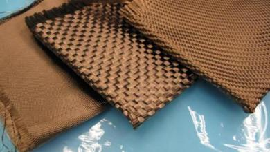 Photo of Investigation of Basalt Woven Fabrics for Military Applications