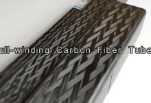 Photo of Pullwinding carbon fiber tube