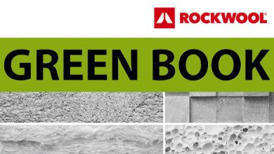 Photo of Rockwool insulation included in new edition of GREEN BOOK