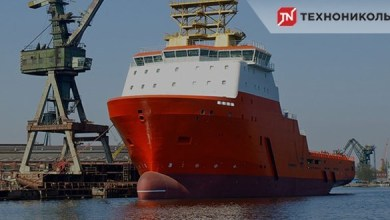 Photo of TechnoNICOL shipbuilding insulation got IMO certificate
