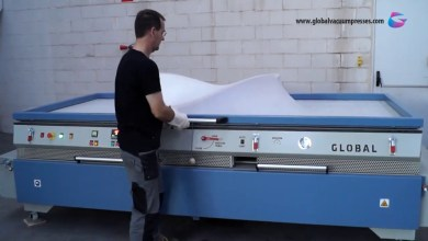 Photo of Thermoforming solid surface material