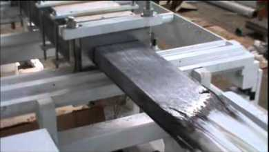 Photo of Pultrusion Process