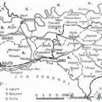 Harta Judet Hotin Basarabia Bucovina Info