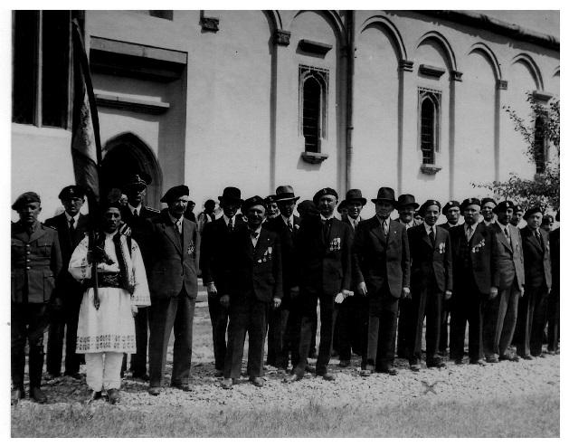 Vasile Plavan - Glasul Bucovinei - Asociatia voluntarilor - Putna 1934 - Basarabia-Bucovina.Info