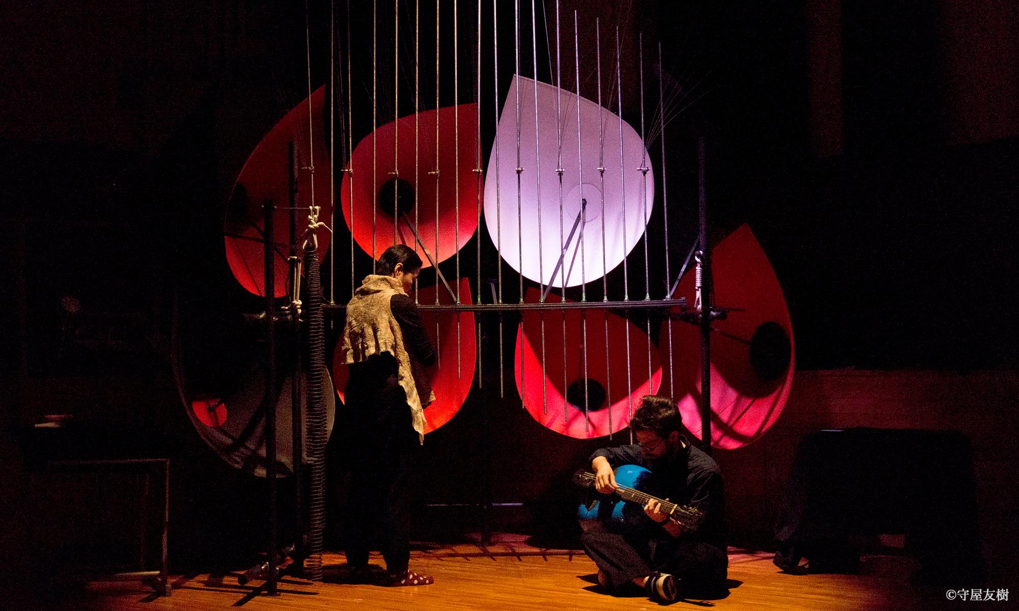 バシェ音響彫刻コンサート