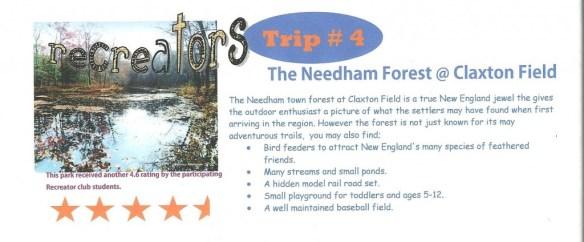 needham forest