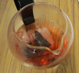 Tea #2: Flower Tea