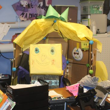 Our Director Lives in a Pineapple Under the Sea