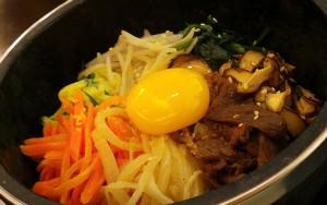 Nasi Bibimbap, Nasi Khas Korea