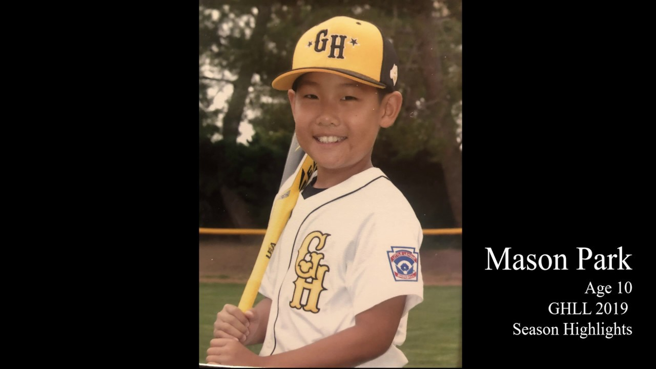 Little League Baseball 10 Year Old Season Highlights - Little League Baseball - 10 Year Old Season Highlights