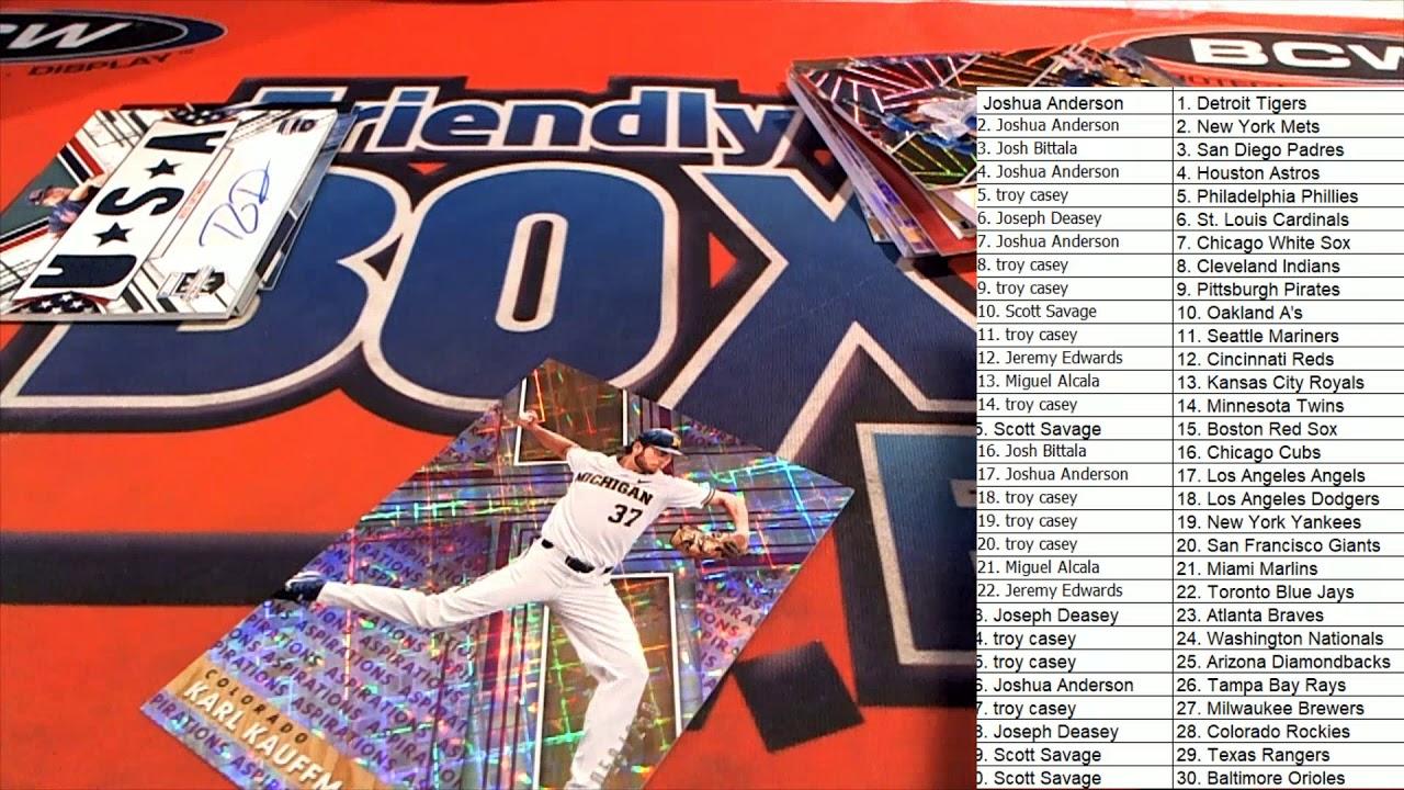 2019 Panini Elite Extra Edition Baseball Hobby Box ID 19EXTRAED125 - 2019 Panini Elite Extra Edition Baseball Hobby Box ID 19EXTRAED125