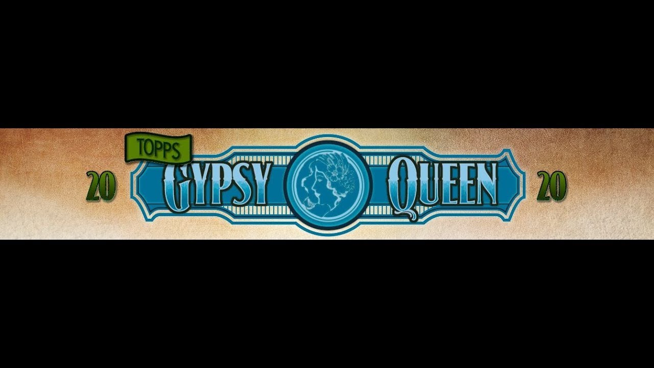 A Look At 2020 Topps Gypsy Queen Baseball - A Look At 2020 Topps Gypsy Queen Baseball