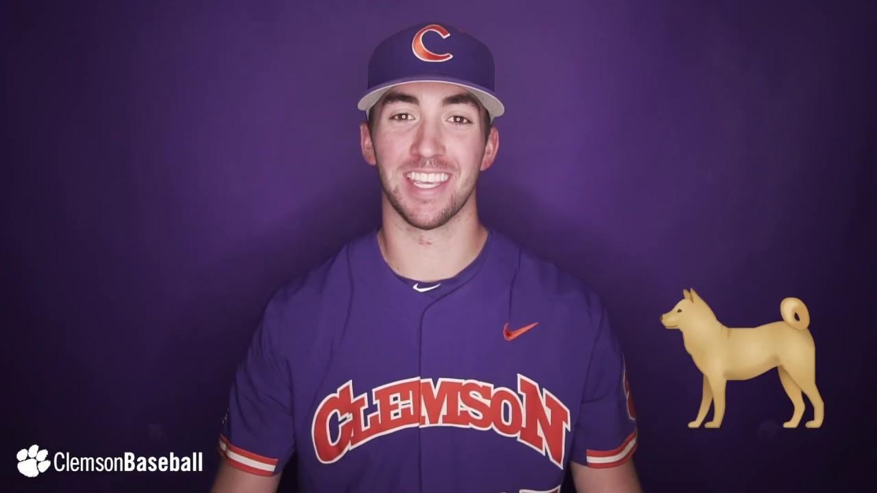 Clemson Baseball Valentines Day 2020 - Clemson Baseball || Valentine's Day 2020