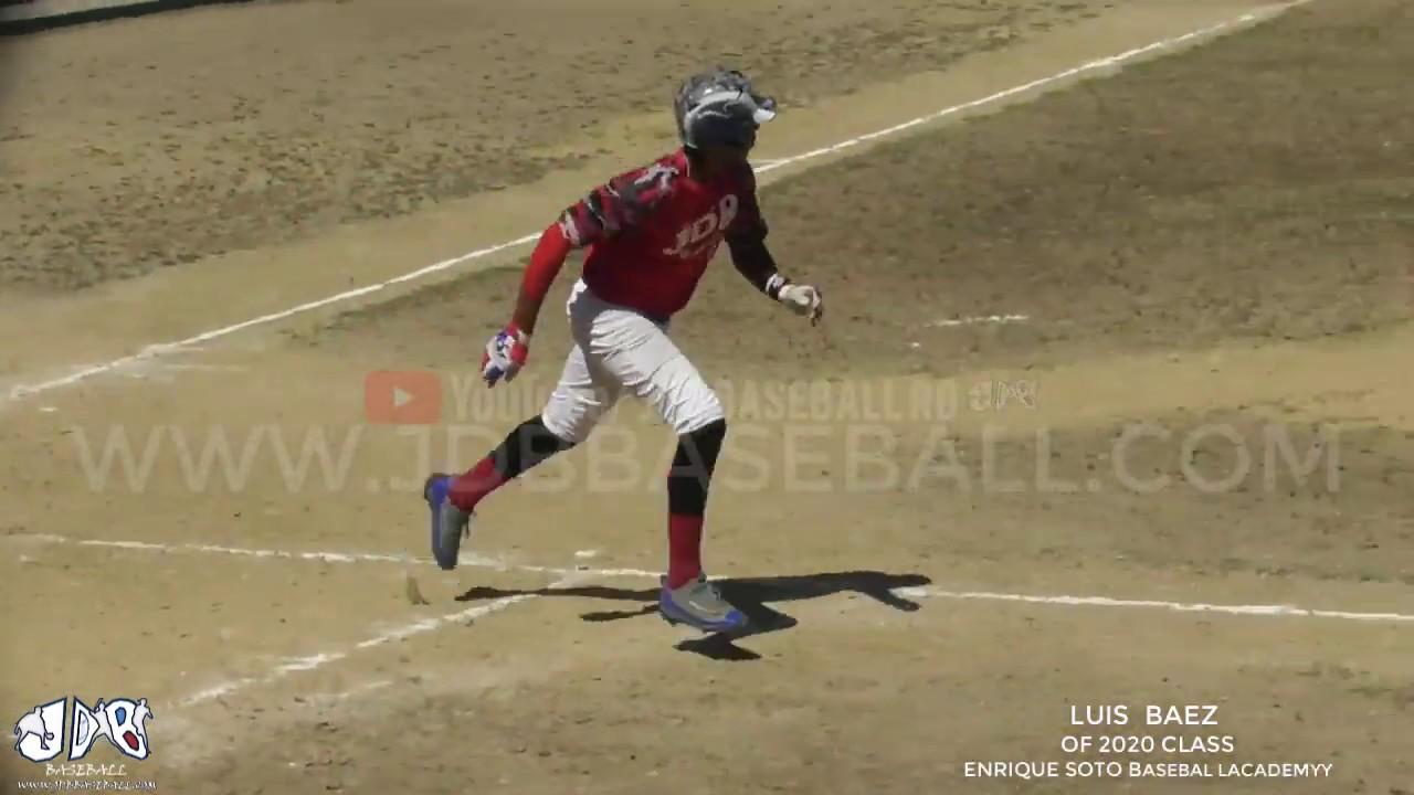 Luis Baez OF 2020 Class From Enrique Soto Baseball Academy AT BAT FEBRERO 2020 - Luis Baez OF 2020 Class From (Enrique Soto Baseball Academy) AT BAT FEBRERO 2020
