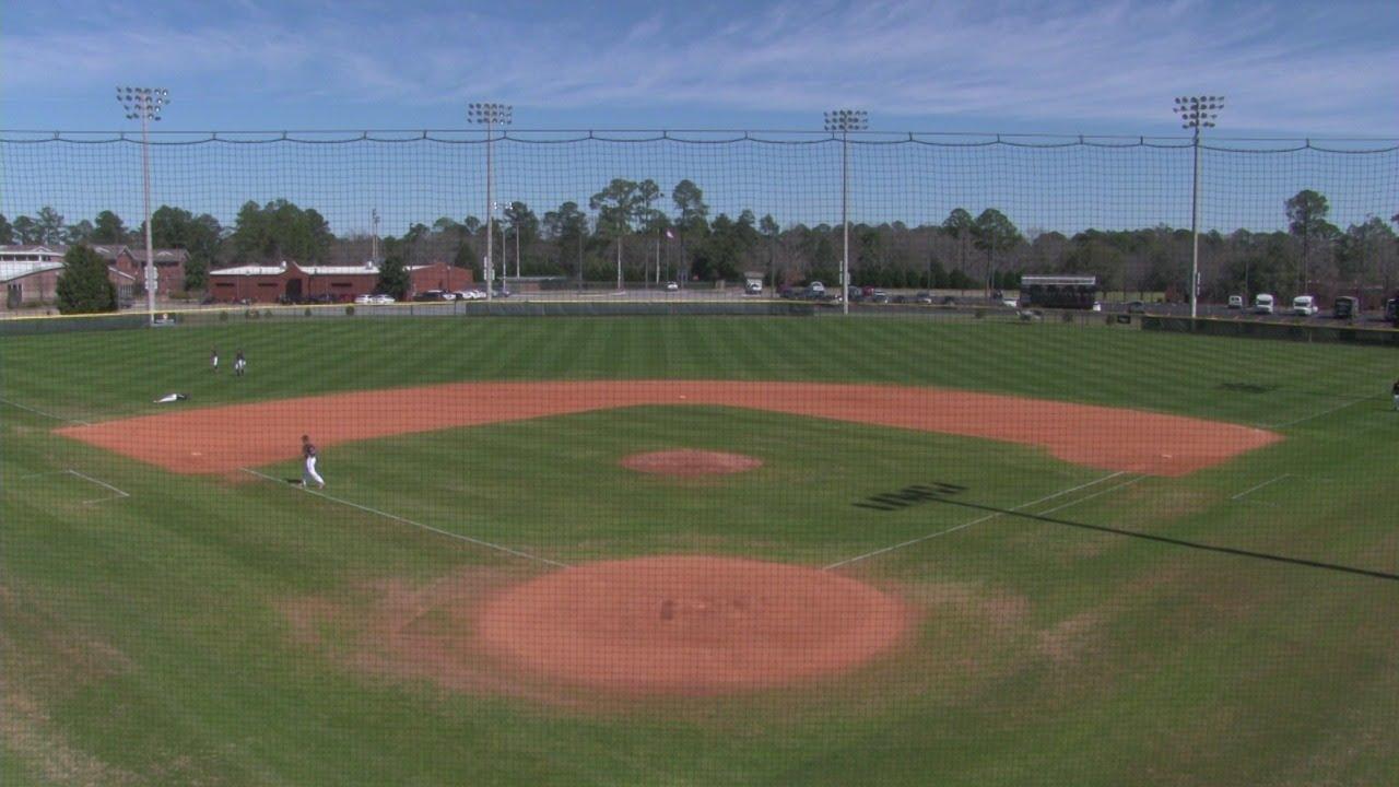 MGA Knights Baseball Cornerstone Middle Georgia State 2 22 2020 - MGA Knights Baseball: Cornerstone @ Middle Georgia State 2-22-2020