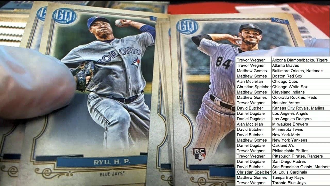 2020 Topps Gypsy Queen Baseball Hobby Box ID 20TOPGQBB210 - 2020 Topps Gypsy Queen Baseball Hobby Box ID 20TOPGQBB210
