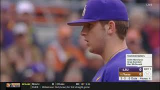 Baseball 2019 Texas v. LSU Game 2 - Baseball 2019 - Texas v. LSU, Game 2