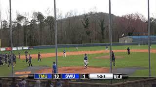 Baseball vs. Southern Wesleyan - Baseball vs. Southern Wesleyan