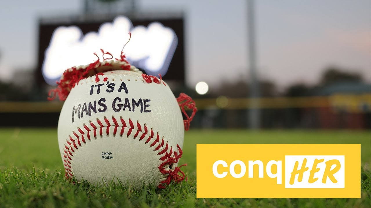 USA Baseball WNT Is Smashing Stereotypes conqHER - USA Baseball WNT Is Smashing Stereotypes   conqHER